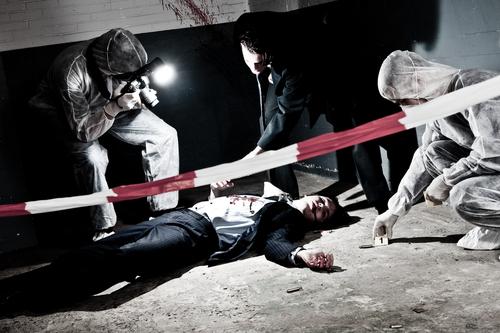Limpiar la escena del crimen