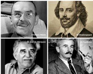 Escritores de todos los tiempos