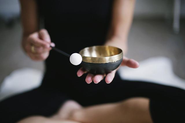 El hábito hace que no abandones la meditación, establece tus rutinas con el gong